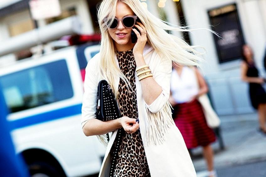 Faites-vous un look Grahouuuu avec l'imprimé léopard !