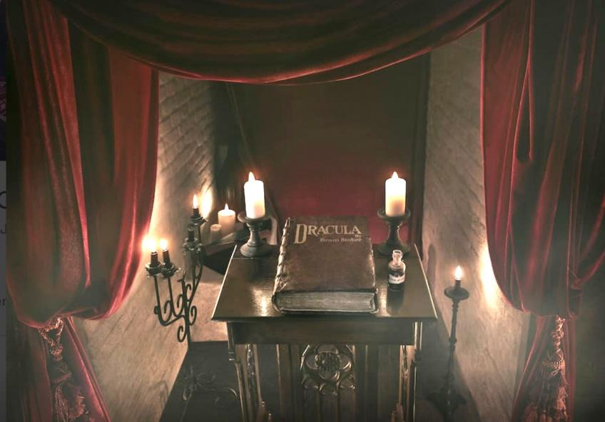 Passez votre Halloween dans le véritable château de Dracula !