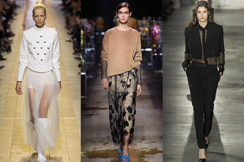 #Minute Luxe : 15 tendances spottées aux Fashion Week 2016