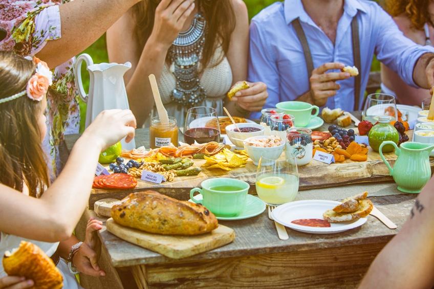 10 façons de rendre son brunch plus diététique !