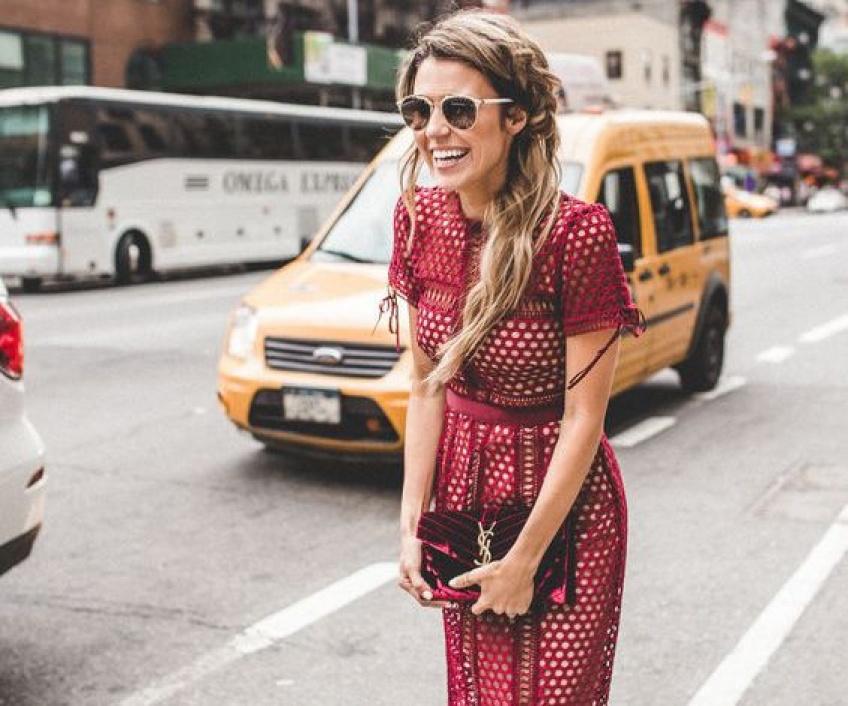 25 robes rouges pour révéler la femme fatale qui est en vous