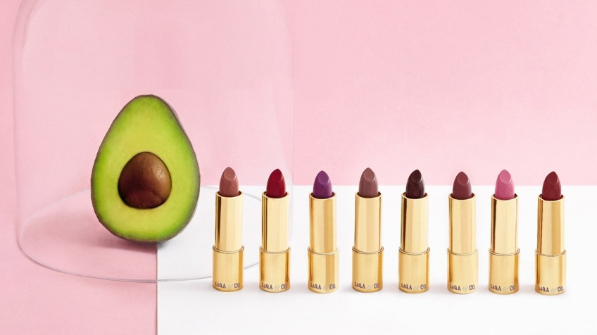 Avo Lip : la nouvelle gamme de rouges à lèvres à l'avocat !