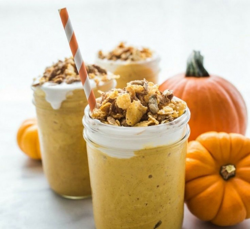 5 recettes de smoothies automnal !