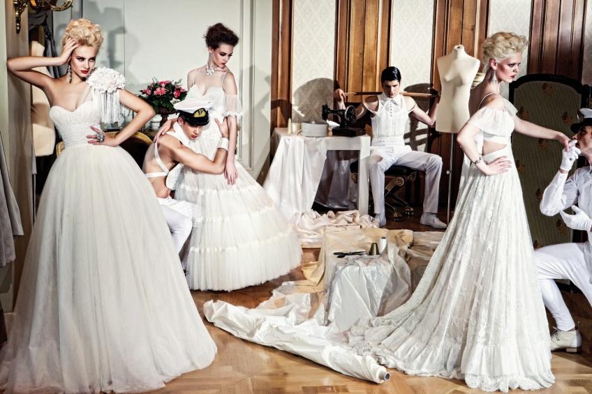 #Inspiration : Les 20 plus belles marques françaises de robes de mariée