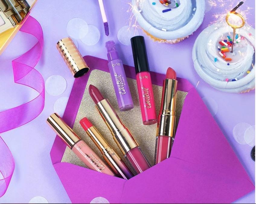 BEAUTY CRUSH #3 : Jouez la make-up green avec Tarte Cosmetics