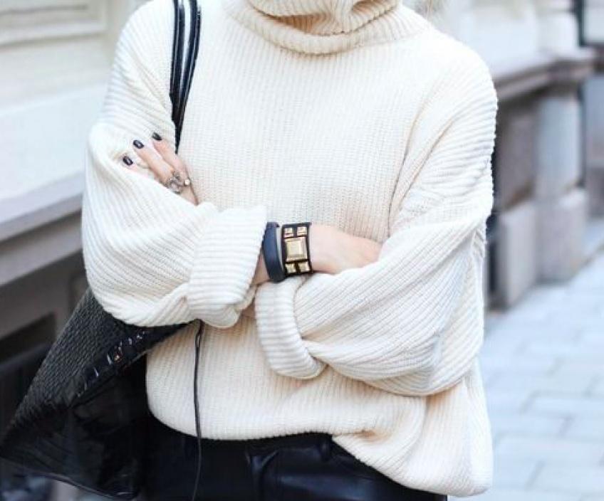 25 pulls blancs craquants pour un hiver lumineux !