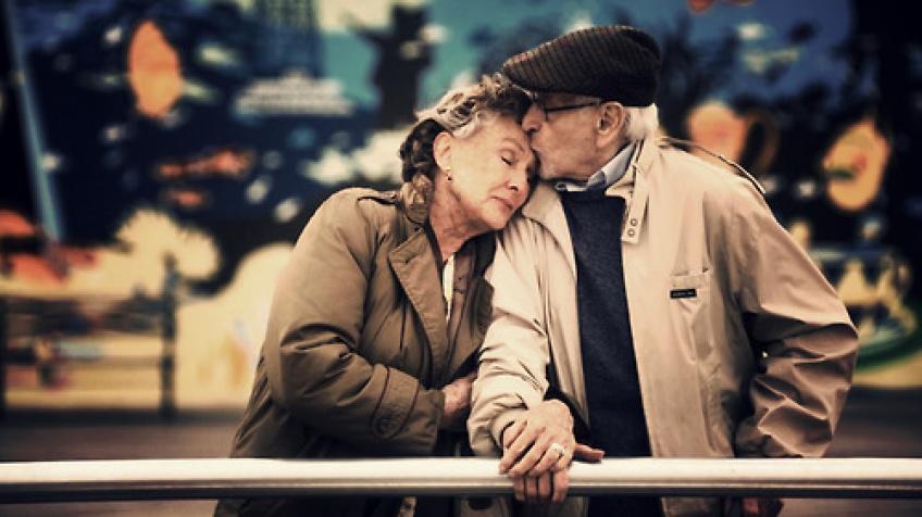 Une jeune mariée de 80 ans nous prouve qu'il n'y a pas d'âge pour trouver l'amour !