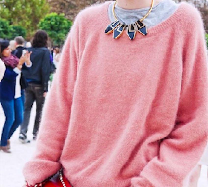 Le pull rose : l'obsession du moment pour un hiver craquant !
