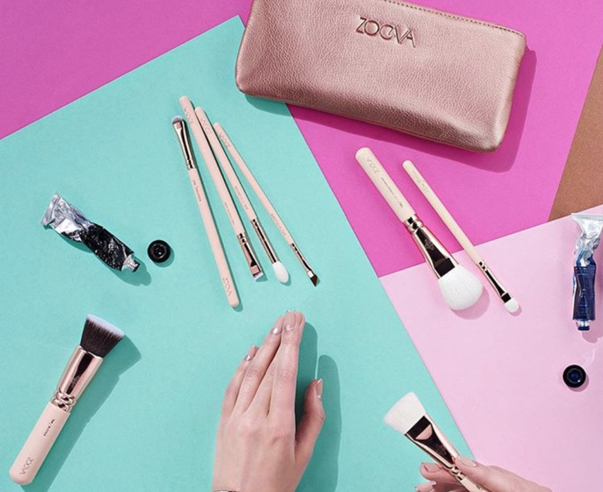 BEAUTY CRUSH #5 : Fondez pour la marque allemande Zoeva