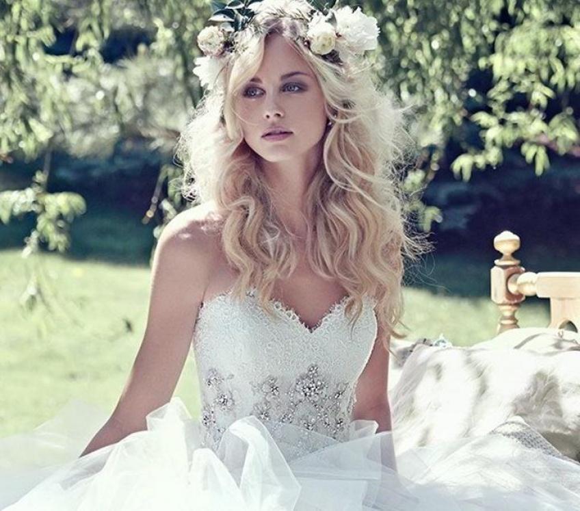Des robes de mariée à moins de 500 euros pour être sublime le plus beau jour de votre vie !