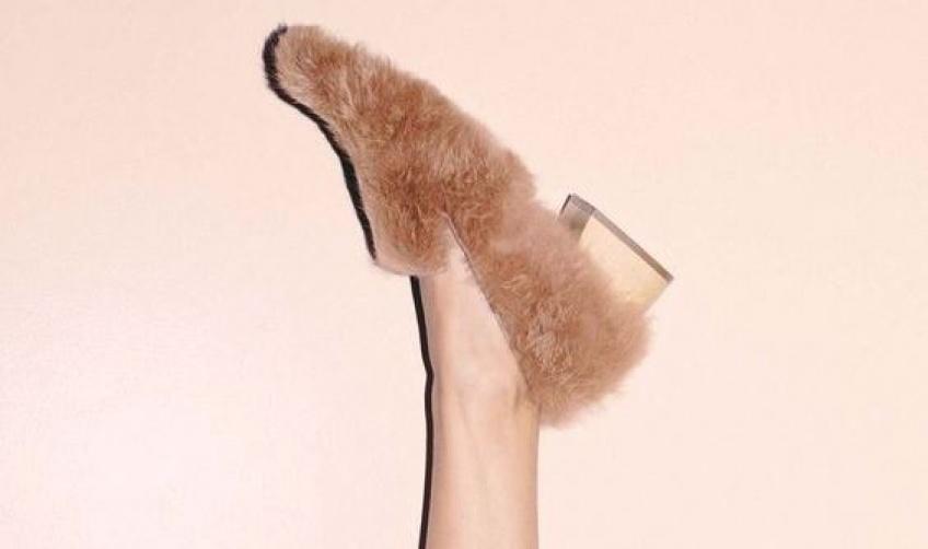 Mardi #Shoesday : 20 paires de chaussures fourrées et canons qui tiendront vos pieds au chaud cet hiver !