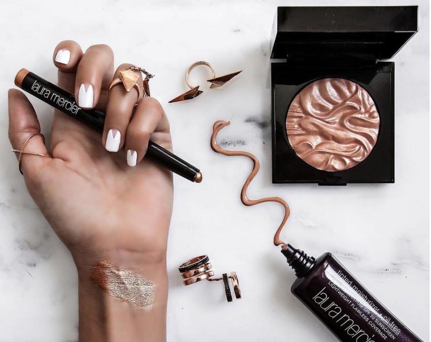 BEAUTY CRUSH #6 : Laura Mercier, ou le maquillage à la française