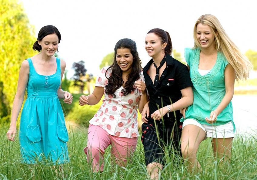 Quatre filles et un jean : Alexis Bledel annonce à son tour un troisième film
