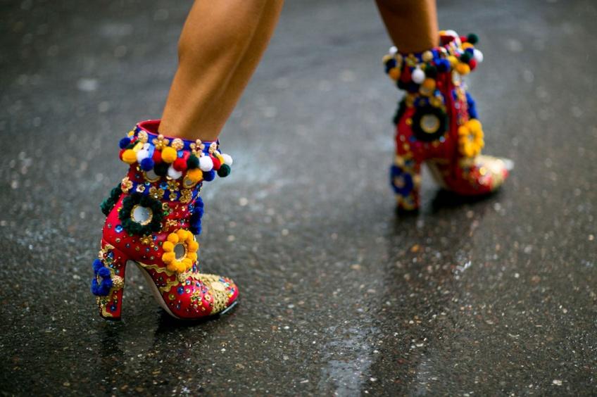 Mardi #Shoesday : 30 sublimes bottines qui vont réveiller votre look