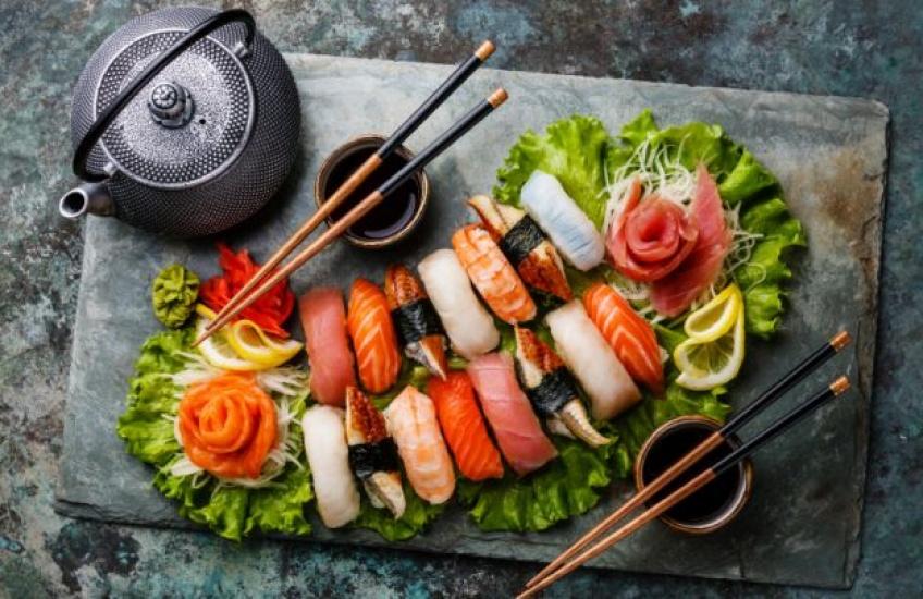 les bienfaits de la nourriture japonaise