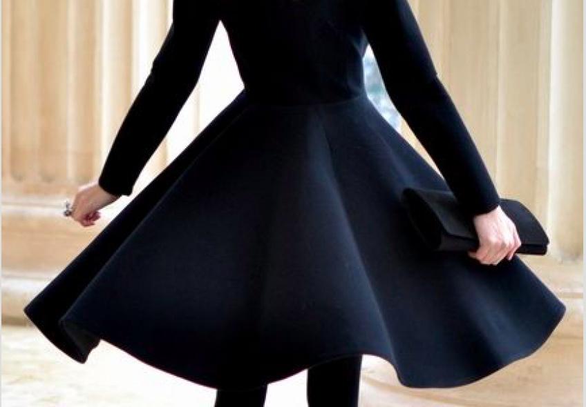 20 robes patineuses pour être craquante même l'hiver !