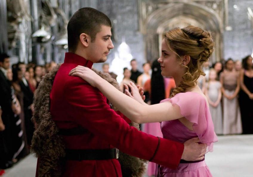 Il est désormais possible d'assister à un bal de Noël d'Harry Potter et la Coupe de feu
