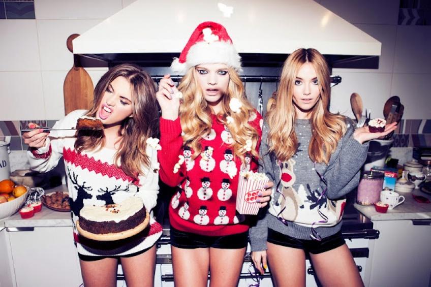 #Spécial Noël : 15 pulls très Oh Oh Oh pour un Noël magique et intense !