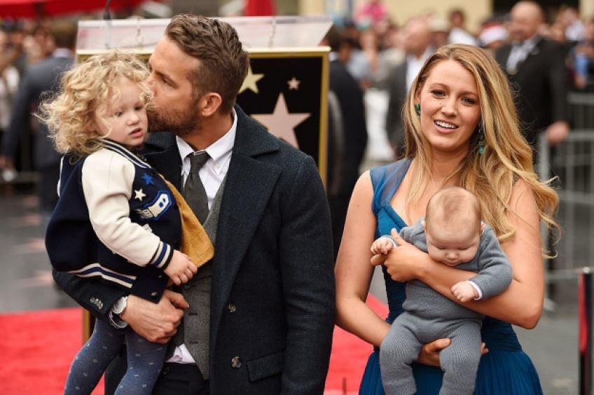 Le prénom du deuxième bébé de Blake Lively et Ryan Reynolds enfin révélé !