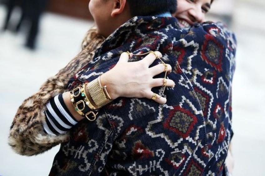 25 bracelets manchettes pour habiller vos bras comme une reine