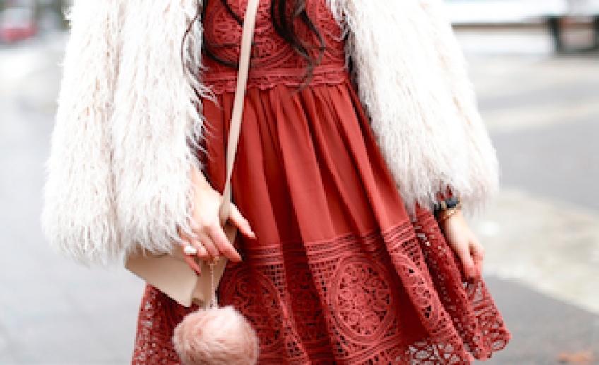 #Alerte coquetterie : 20 sublimes robes en dentelle pour un look glamour de tous les jours !