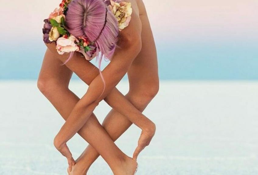La preuve en images que le yoga peut être sexy !