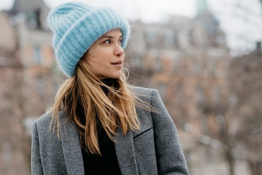 25 superbes petits bonnets pour affronter l'hiver