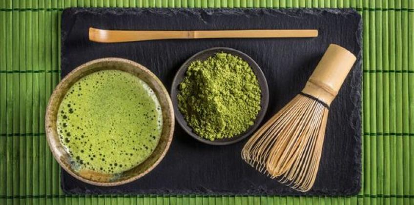 Les vertus du thé matcha, une parcelle du Japon dans une tasse