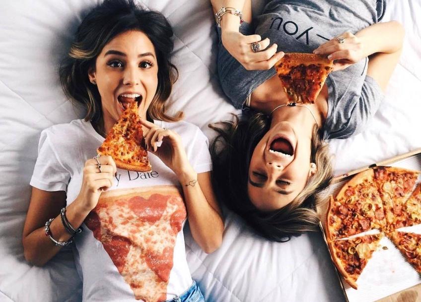 15 façons originales et allégées de manger de la pizza