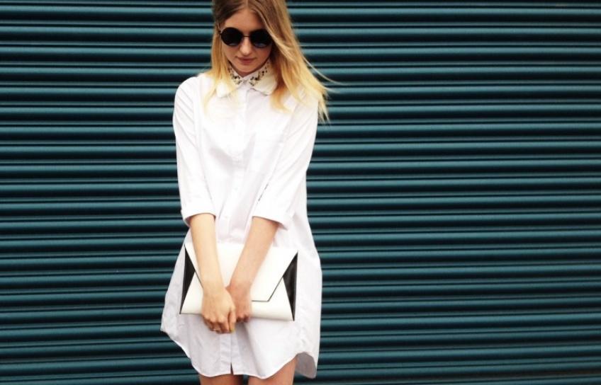 25 robes chemises pour être la plus chic