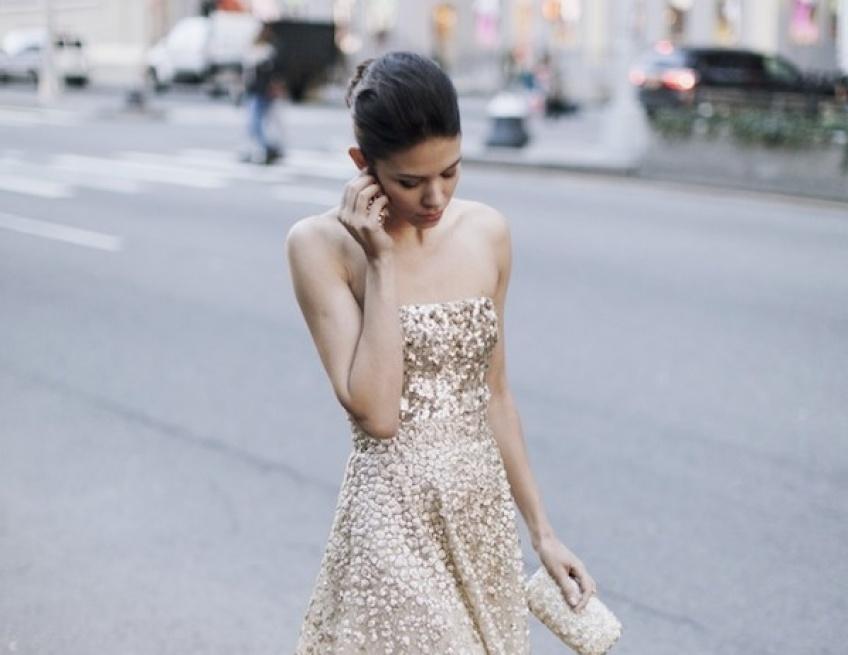 Sélection: 25 robes longues pour briller en soirée