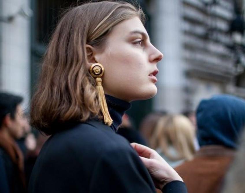 40 paires de boucles d'oreilles oversize pour un style affirmé et original