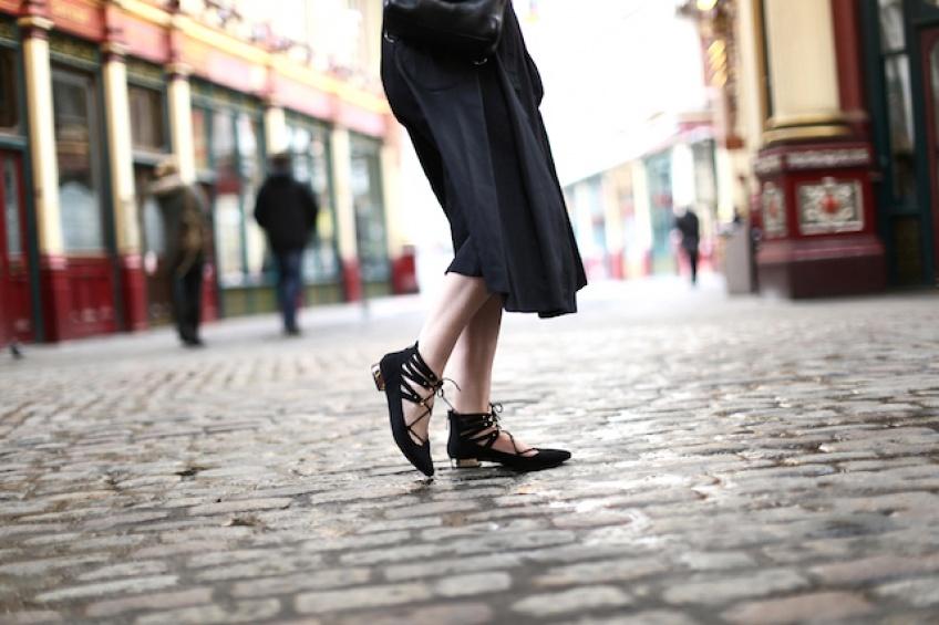 #Soldes : 40 paires de chaussures noires à ne pas rater !