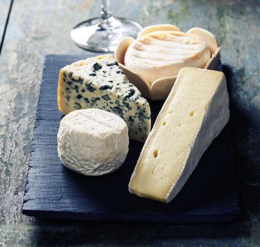 Les meilleurs fromages par teneur en calcium