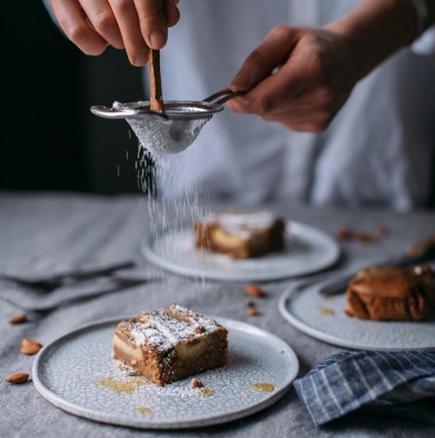 #Recettes : desserts sans gluten