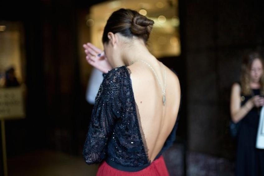 25 robes dos nu pour être glamour et sexy
