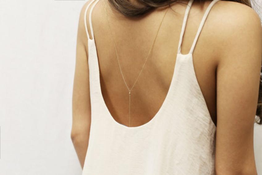 20 superbes colliers pour habiller votre dos