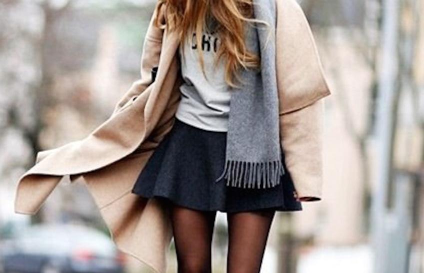 30 mini jupes tendance pour dévoiler ses gambettes
