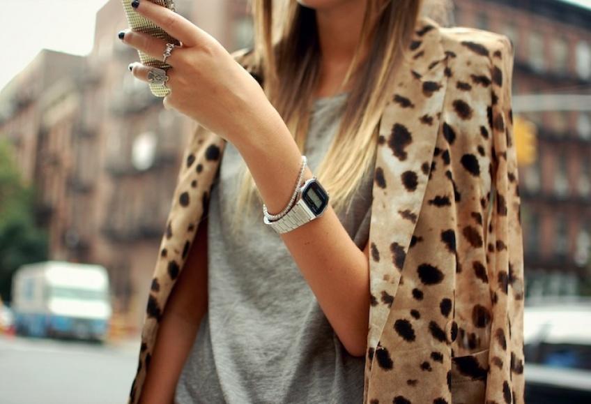 Le mariage parfait de la montre et du jonc autour de votre poignet