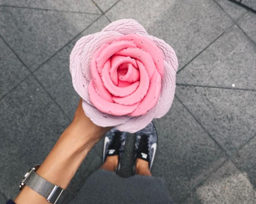Le plus beau des desserts : la glace i-Creamy