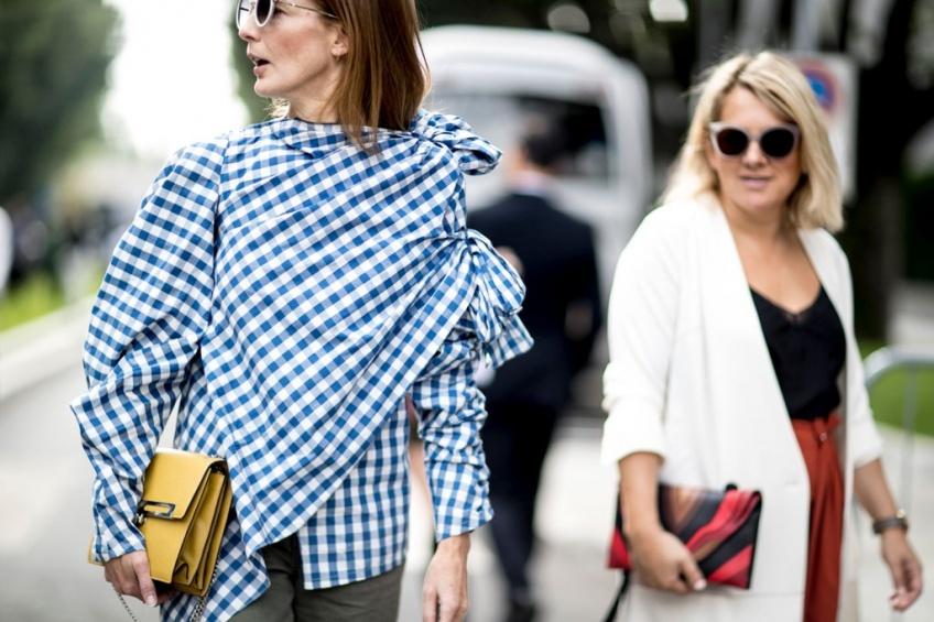 #Trend : Des rubans noués envahissent nos vêtements !