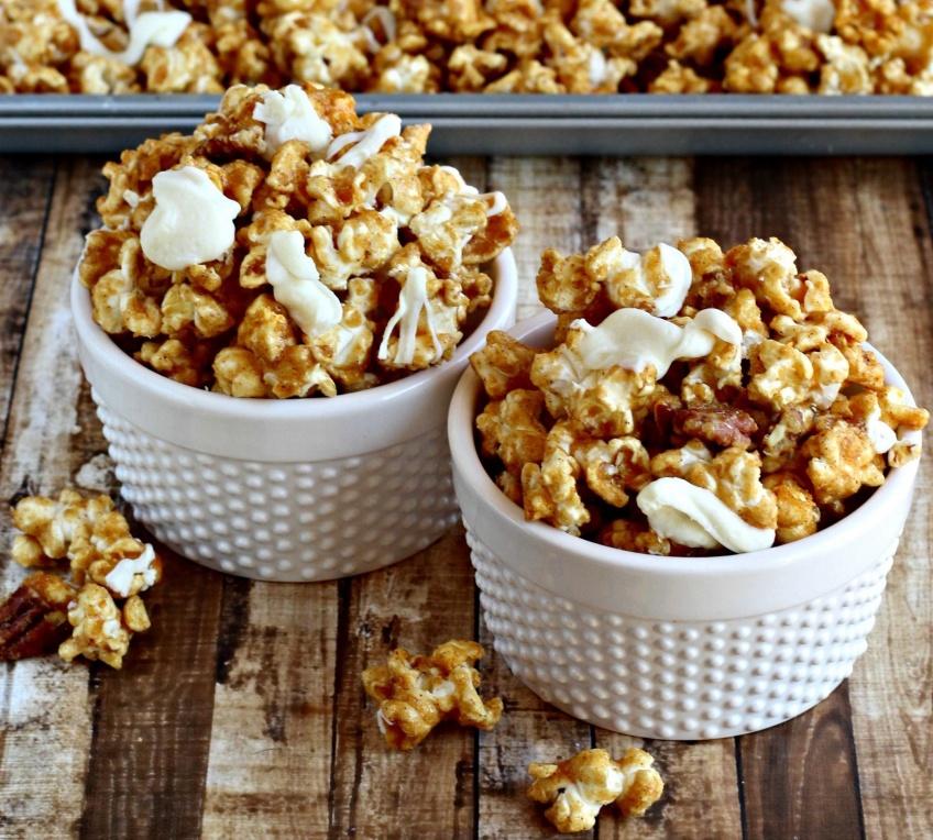 6 recettes de Pop corn pour vos soirées Netflix