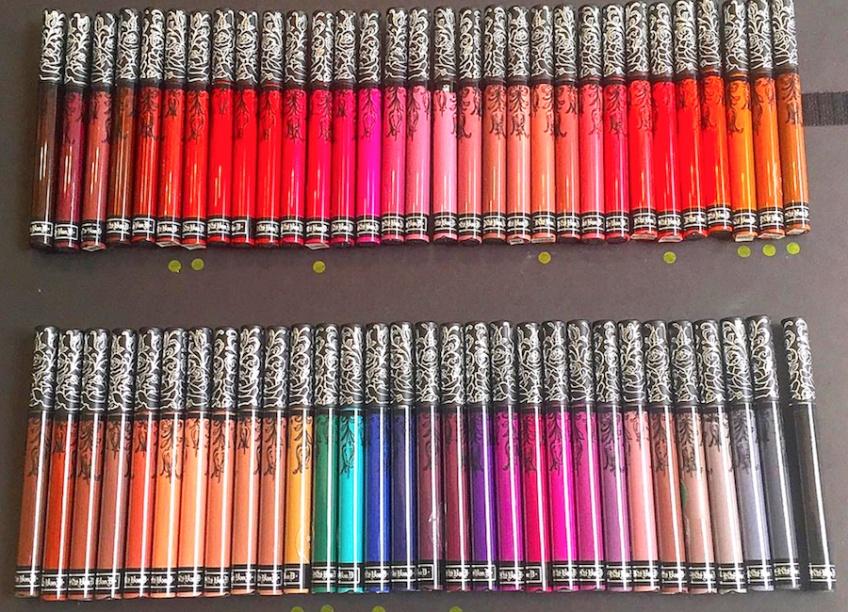 Kat Von D dévoile de nouvelles couleurs pour son Rouge à lèvres liquide Everlasting