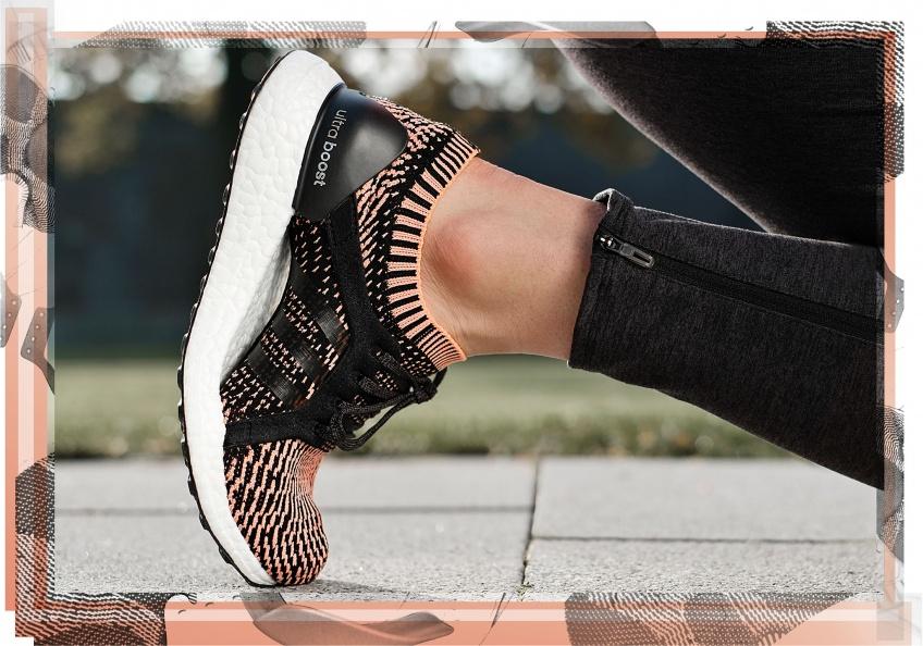 La nouvelle paire Ultraboost X d'Adidas spécialement conçue pour les femmes