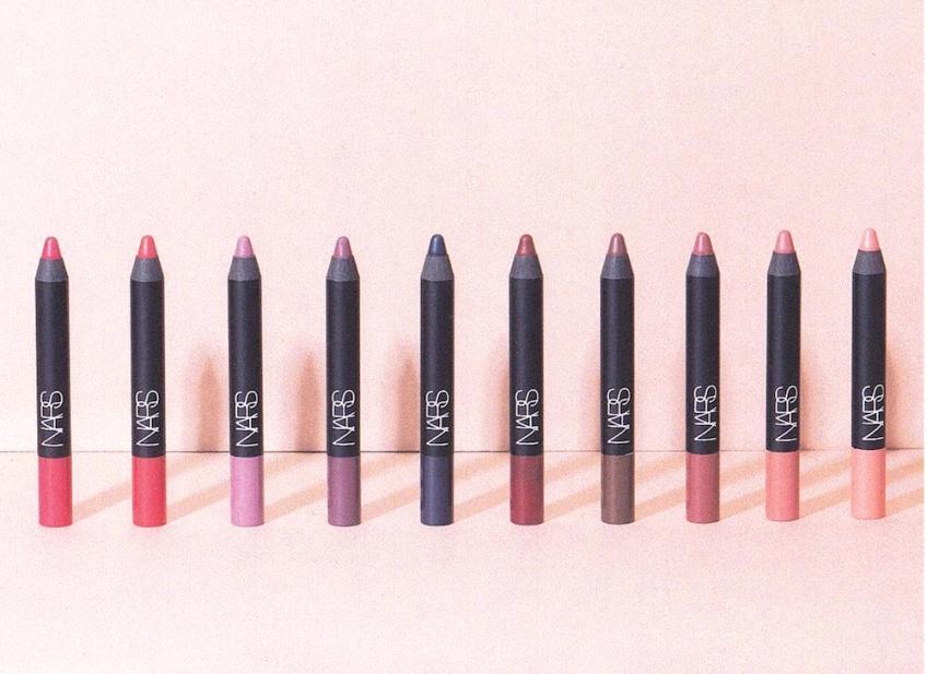 Nars dévoile 10 nouveaux coloris canons pour son Matte Velvet Lip Pencil