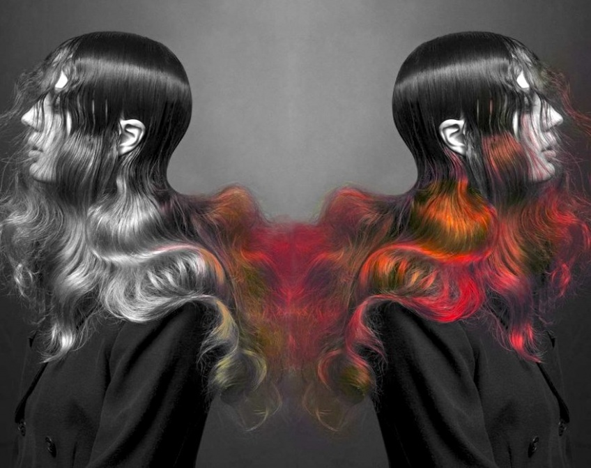 FIRE : L'incroyable coloration magique qui change de couleur en fonction de la température