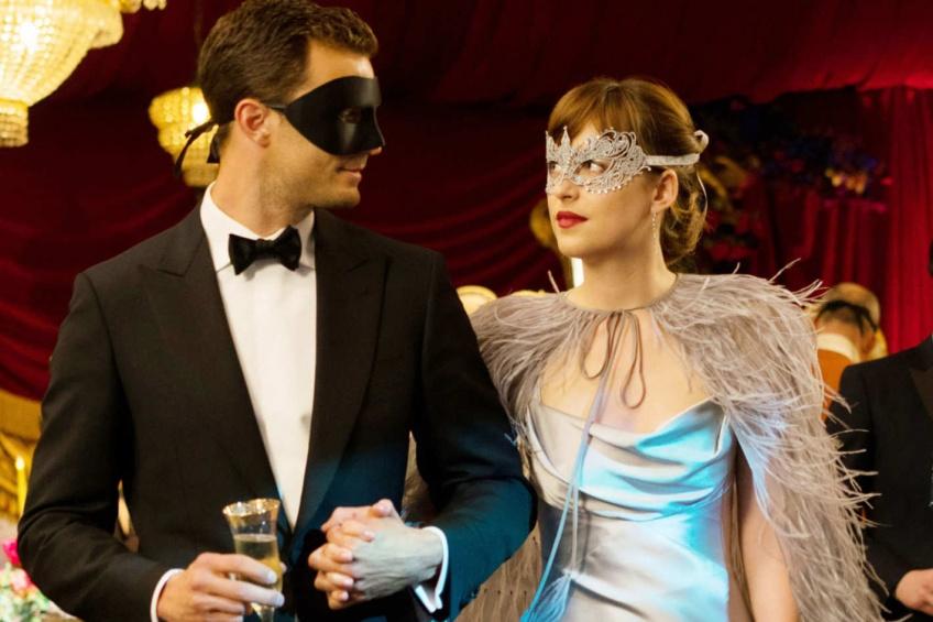 50 Shades Darker : Shoppez toutes les teintes de rouges à lèvres d'Anastasia dans le film