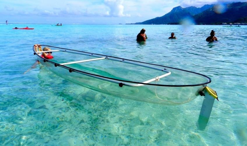10 des eaux les plus claires à travers le monde