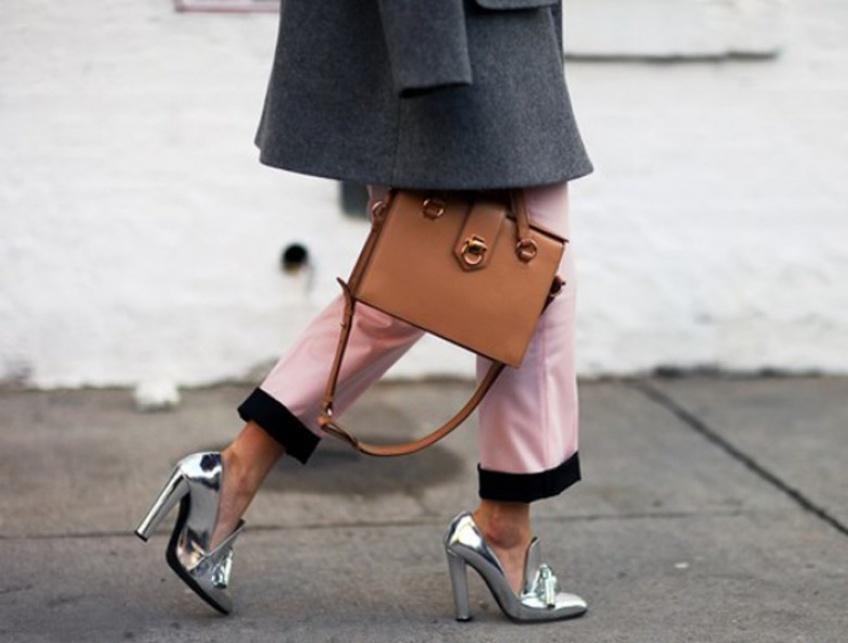 Mardi #Shoesday : 30 paires de chaussures métallisées qui vous feront remarquer