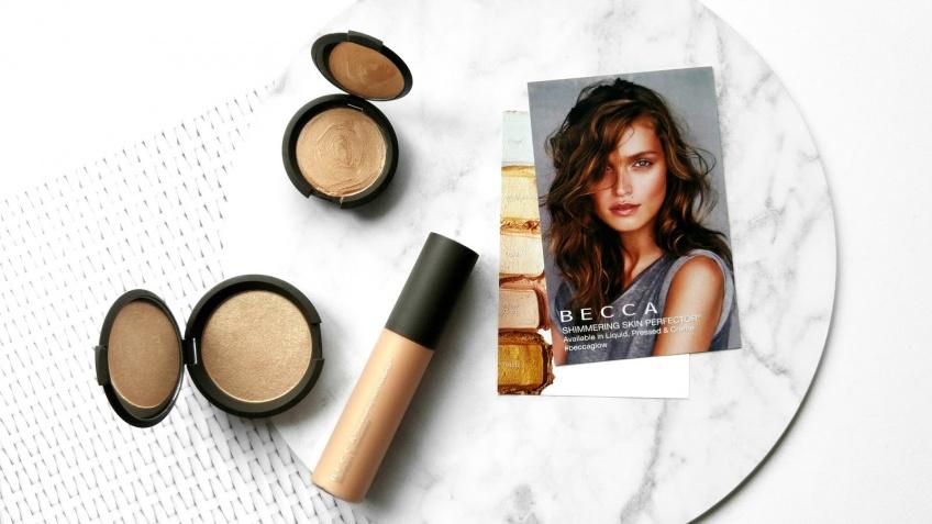 Beauty Crush #17 : Craquez pour les produits de la marque Becca